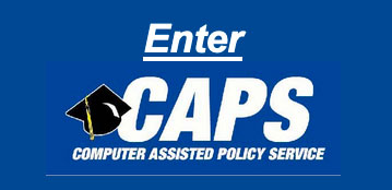 CAPS Computer Assisted Policy Service home